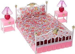 Amazon Com Barbie Bedroom Set