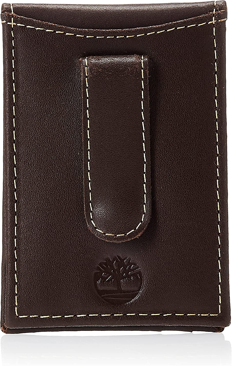 Timberland Men's Minimalist Front Pocket Slim Clip Wallet Shipping included Money San Diego Mall