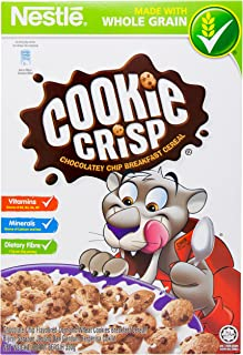 Nestle Cookie Crisp Cereal with Whole Grain, 330g
