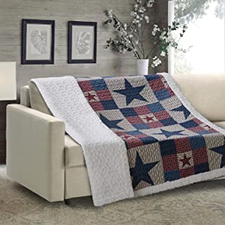 Ready to Ship Couch Throw Quilt Unique Gift for Foodie Lap Quilt Food Truck Patchwork Quilt Free shipping Fleece Back