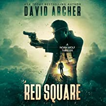 Red Square: A Noah Wolf Thriller, Book 9