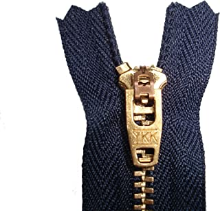 9be6918903c6 Amazon.com  Gold - Zippers   Fasteners  Arts