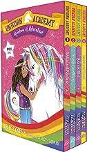 Unicorn Academy: Rainbow of Adventure Boxed Set (Books 1-4)