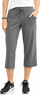 Athletic Works Women's Active Core Knit Capri