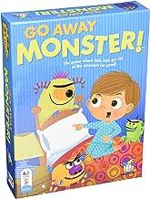 Go Away Monster Board Game