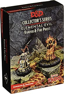 Gale Force Nine D&D Elemental Evil Vanifer and Fire Priest 2 Figs Miniatures