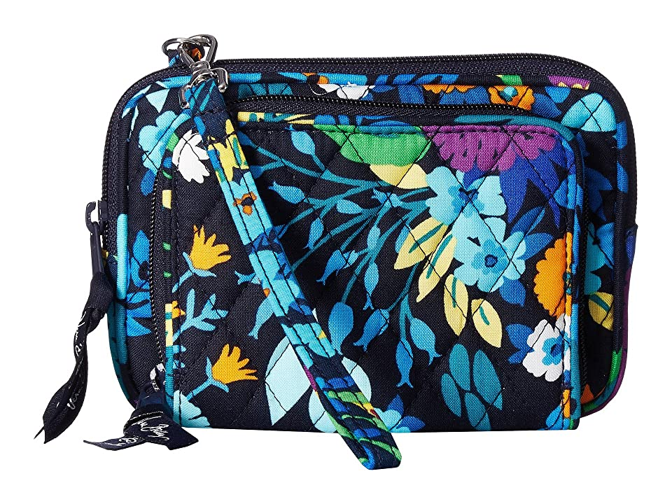 Vera Bradley On The Square Wristlet (Midnight Blues) Wristlet Handbags