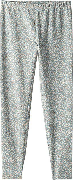 Floral Jersey Leggings (Little Kids/Big Kids)