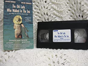The Old Lady Who Walked in the Sea VHS