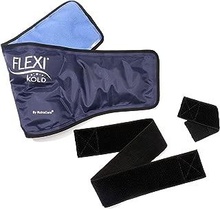 "FlexiKold Gel Neck Ice Pack w/Straps (23"" X 8"" X 5"") – Reusable Cold.."