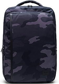 Herschel Unisex Travel Backpack, 30.0L, Night Camo