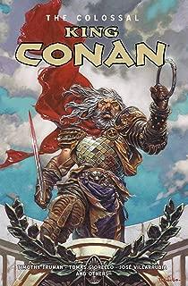 The Colossal King Conan