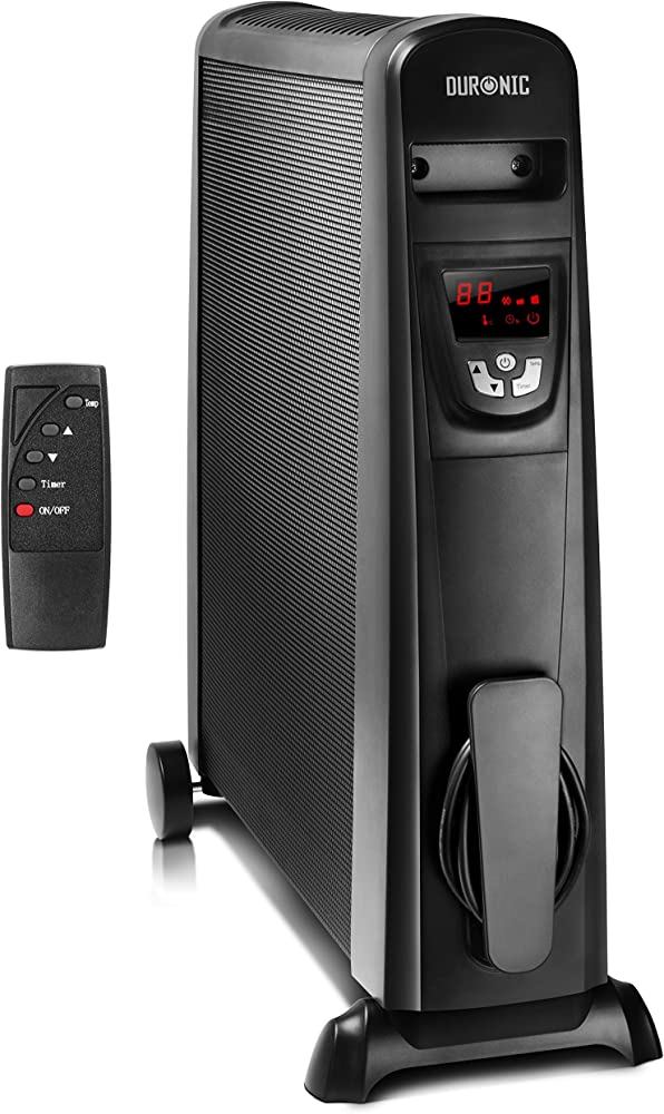 Duronic stufa elettrica portatile 2500 w HV102