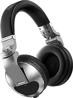 Pioneer HDJ-X10 Plata Circumaural Diadema auricular - Auriculares (Circumaural, Diadema, Alámbrico, 5 - 40000 Hz, 1.2 m, P...