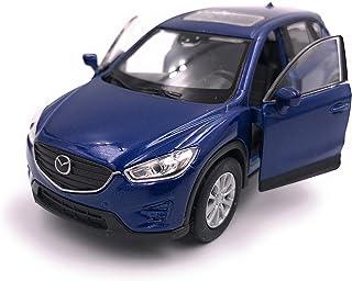 H Customs Mazda CX 5 Modellauto Auto Lizenzprodukt 1:34 1:39 Blau