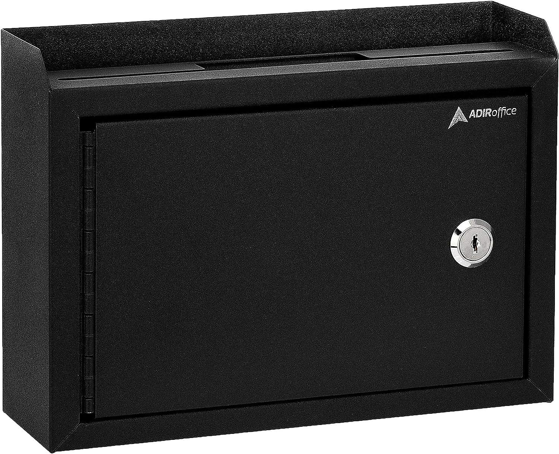 Mail order Adir Corp. Multi Purpose Medium Box Black Size wholesale Suggestion