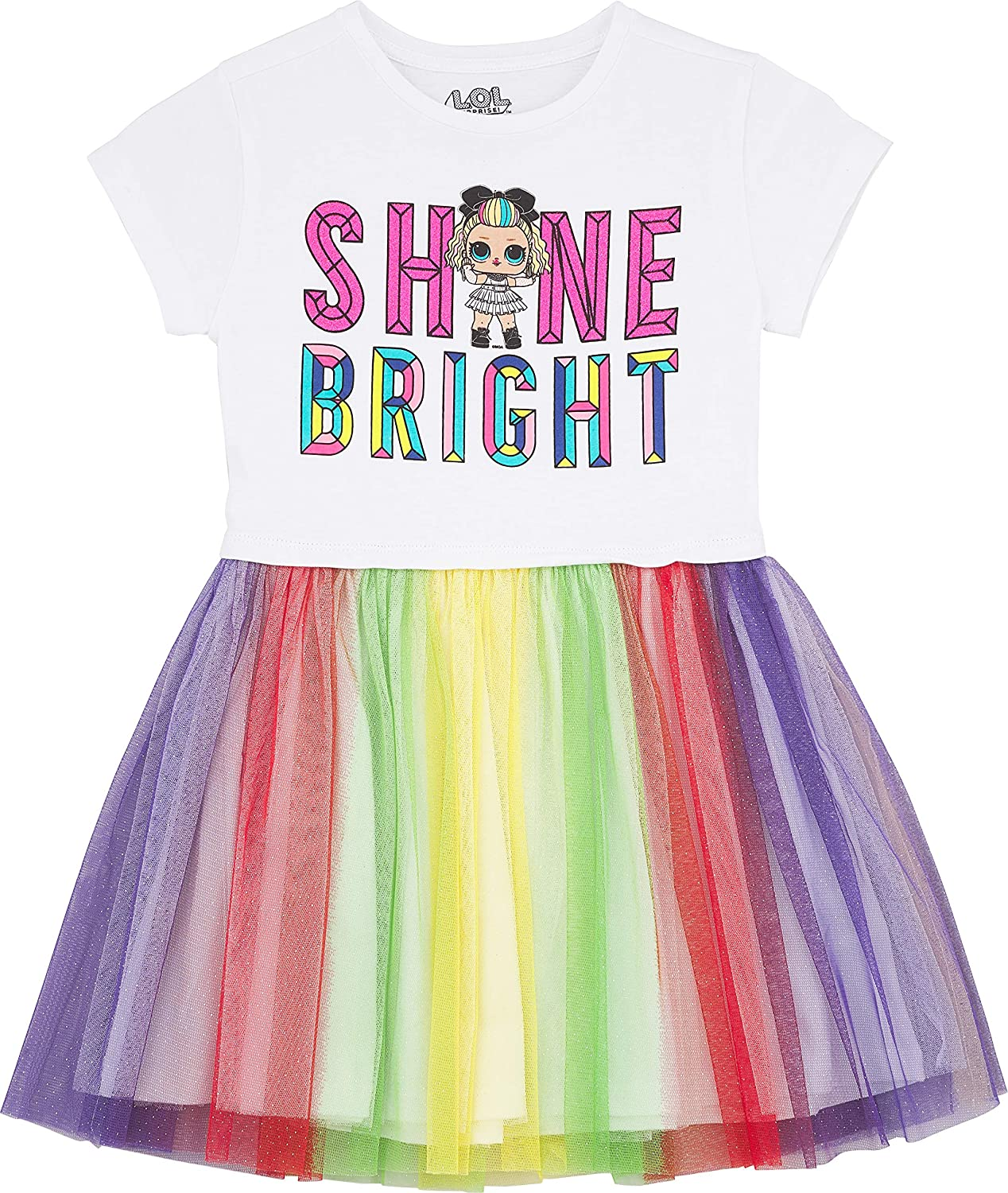 S,M,L Lol surprise Girls Exclusive Hooded Cosplay Tutu Dress size XS