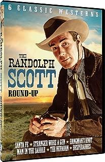 Randolph Scott Round-Up - Volume Two - 6 Films
