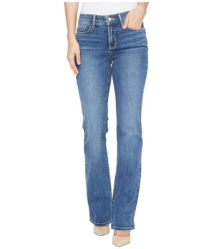 NYDJ Marilyn Straight in Heyburn Wash (Heyburn Wash) Women's Jeans
