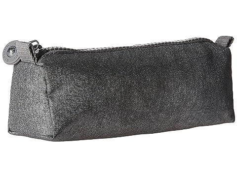 cosméticos Metallic Glimmer Freedom Silver Bolsa bolígrafos de Estuche para Kipling qYHxxBa
