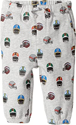 Stella McCartney Kids - Loopie All Over Helmet Printed Sweatpants (Infant)