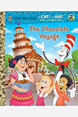 The Chocolate Voyage (Dr. Seuss/Cat in the Hat) (Little Golden Book) Kindle Edition