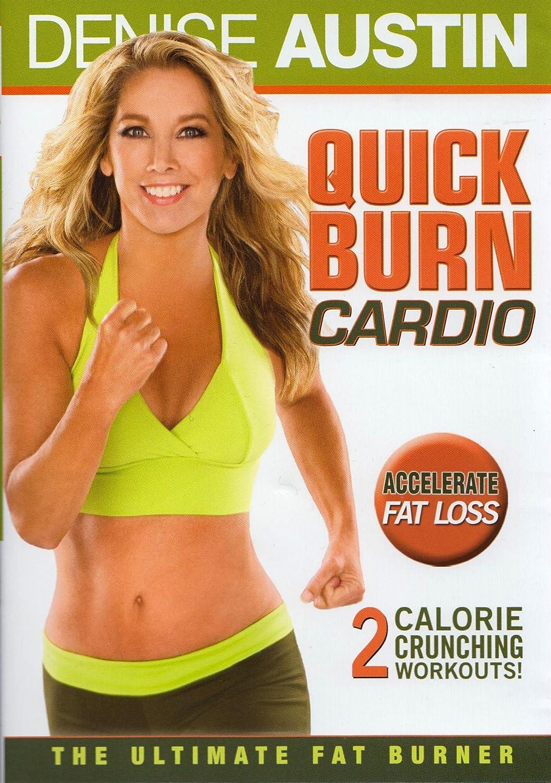 Denise Austin Very popular - Direct store Cardio Quick Burn