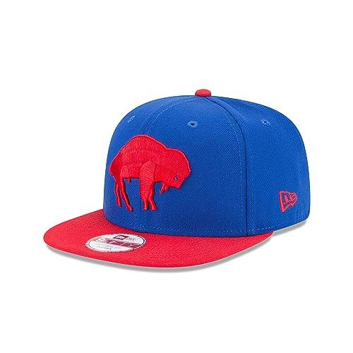 hot sale online 953b2 31e92 New Era NFL Historic Buffalo Bills 70-73 Baycik 9FIFTY Snapback