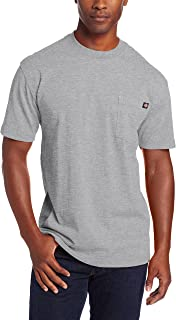 Dickies Men's Heavyweight Crew Neck Short Sleeve Tee...