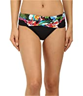 Bleu Rod Beattie - Lush Life Sarong Hipster Bottom