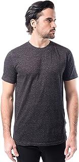 Men's Marl Athletic Fit Short Sleeve T-Shirt