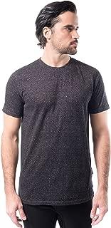 BROOKLYN ATHLETICS Men's T-Shirt Marl Modern Slim Fit Short Sleeve Tee Shirt
