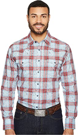 Wrangler - Long Sleeve Retro Shirt