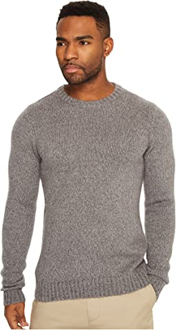Original Penguin - Long Sleeve Twisted Yarn Crew