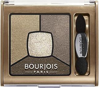 Bourjois Smoky Stories Eyeshadow 06 Upside Brown, 3.2 G