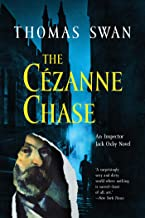 The Cezanne Chase: An Inspector Jack Oxby Novel