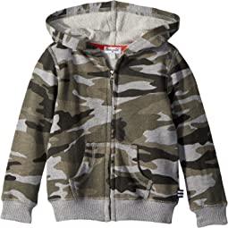 Camo Hoodie (Little Kids/Big Kids)