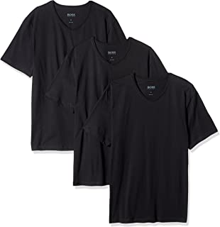 Hugo Boss Boss Mens T-Shirt V-Neck 3-Pack US CO 10145963 01