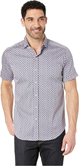 Myron Short Sleeve Woven Shirt