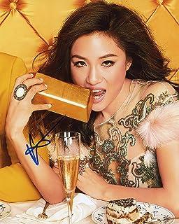 """Constance Wu""""Crazy Rich Asians"""" AUTOGRAPH Signed 8x10 Photo C"""
