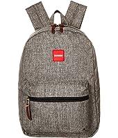 ZUBISU Cool Grey Small Backpack