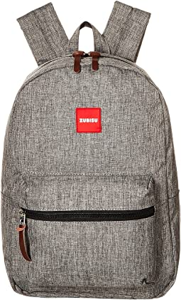 ZUBISU Cool Grey Small Backpack