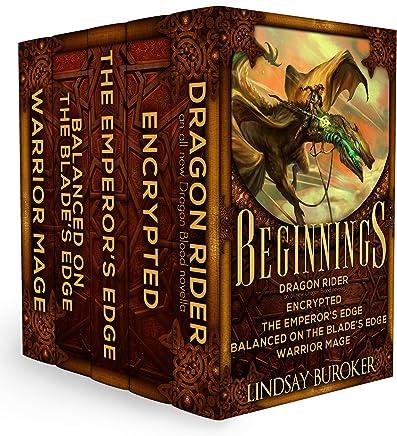 Beginnings: five heroic fantasy adventure novels (English Edition)