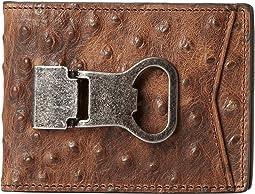 M&F Western - Bi-Fold Metal Clip Wallet