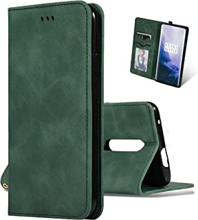 Oneplus 7 Pro ケース 手帳型 財布型 カード収納 横置き機能 マグネット 充電対応 高級PUレザー TPU ケース 全面保護 軽量 耐衝撃 防指紋