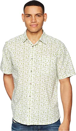 Outdoorist Signature Print Shirt