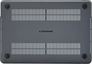 Tucano Nido Hardshell Laptop Case For Men and Women, Macbook Pro 13 Inch, Black