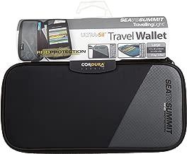 Sea To Summit ATLTWRFIDLBK Travel RFID Wallet, Black, Large