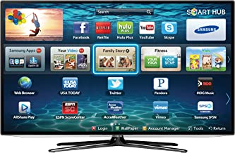 Samsung UN46ES6100 46-Inch 1080p 120Hz Slim LED HDTV (Black) (2012 Model)