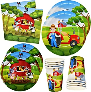Best barn theme party supplies Reviews